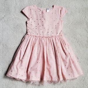 Carter's Star Tulle Dress (5T)